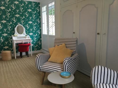 Salon chambre Nau