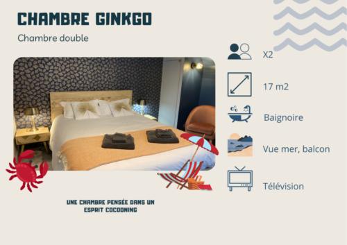 Chambre Ginkgo